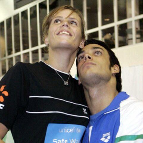 Laure Manaudou et Luca