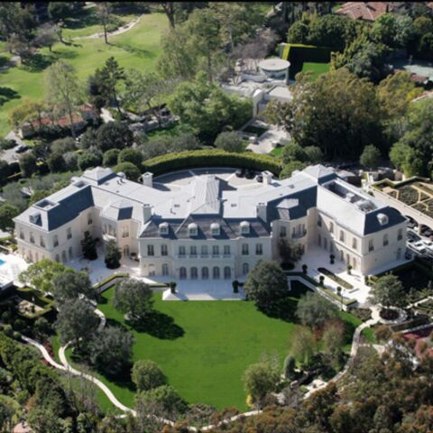 Beverly Hills: Le manoir d'Aaron Spelling est en vente