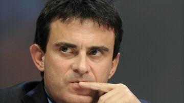Vidéo- Le coup de colère de Manuel Valls contre un sapeur-pompier