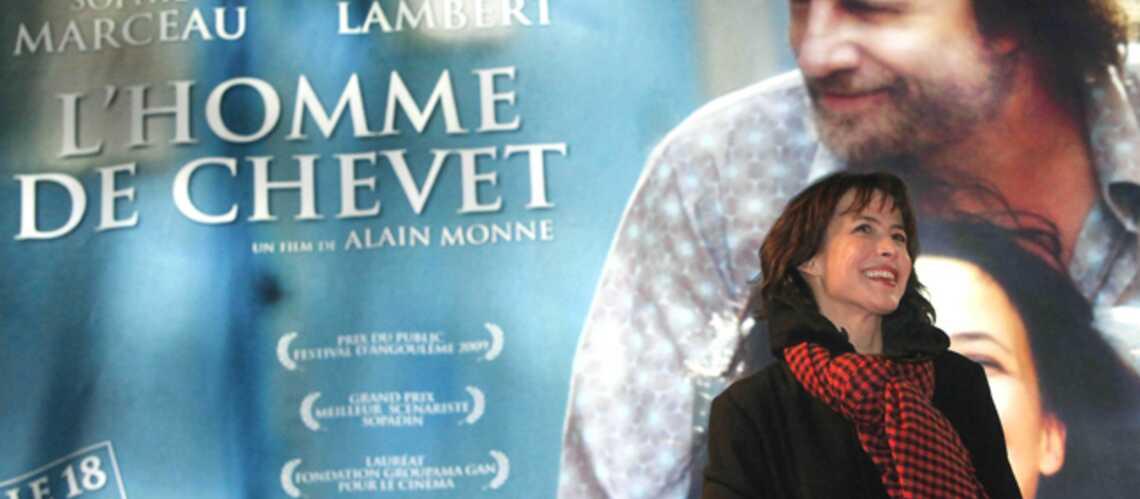 Christophe Lambert et Sophie Marceau dans L'Homme De Chevet