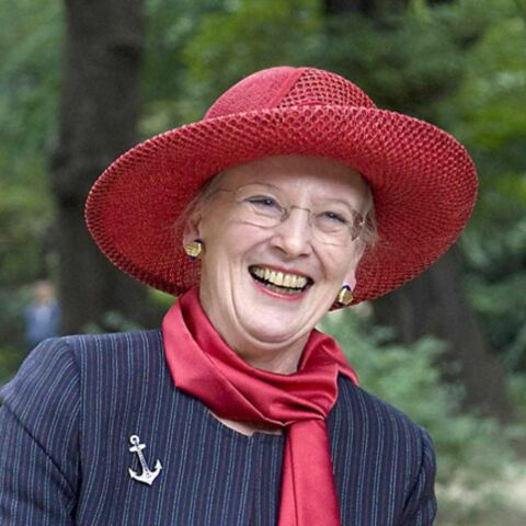 Margrethe II de Danemark expose ses œuvres