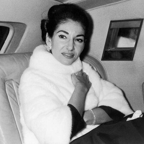Maria Callas souffrait en silence