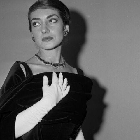 La Callas s'expose
