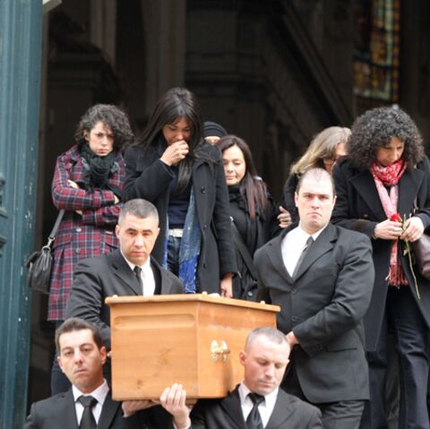 Photos: les émouvantes funérailles de Maria Schneider
