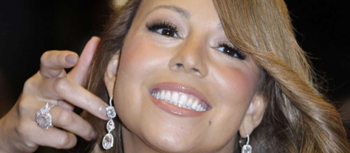 PHOTO – Un cliché raris­sime de Mariah Carey sans maquillage