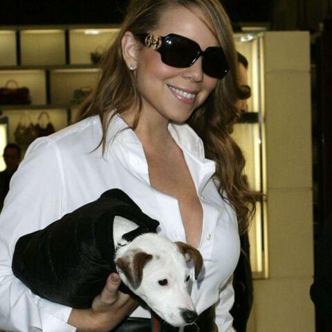 Mariah Carey, un régime de chien