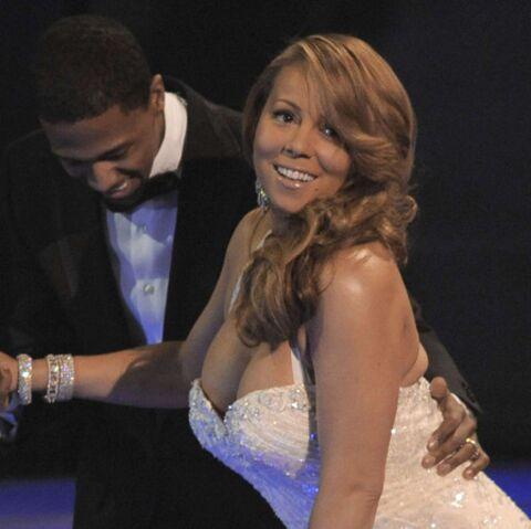 VIDEO- Mariah Carey-ment ivre