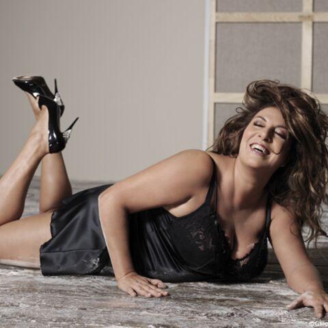 Marianne James, une diva haute couture