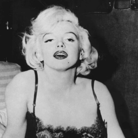 Marilyn Monroe filmée en pleine action!