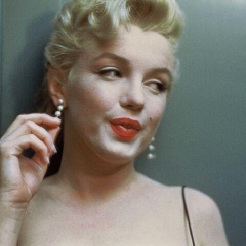 Marilyn Monroe convoitée par un fantôme