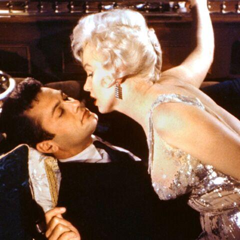 Tony Curtis raconte ses ébats avec Marilyn Monroe