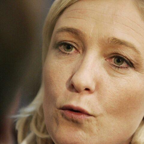 Marine Le Pen: sa mère l'appelle «mon bébé»