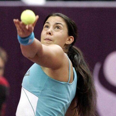 Marion Bartoli, l'invitée surprise de Wimbledon a rendu les armes