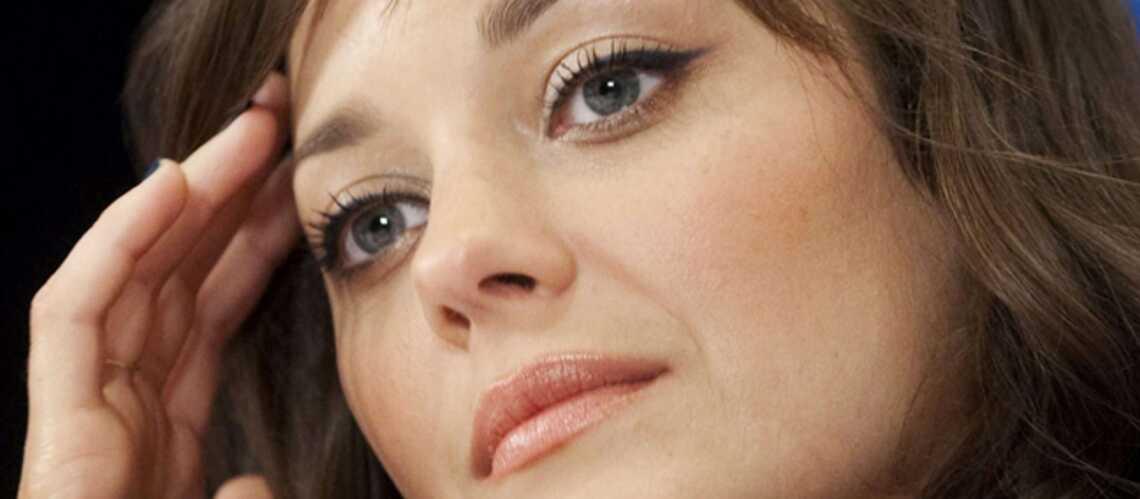 Marion Cotillard confirme sa grossesse mais dément une liaison avec Brad Pitt