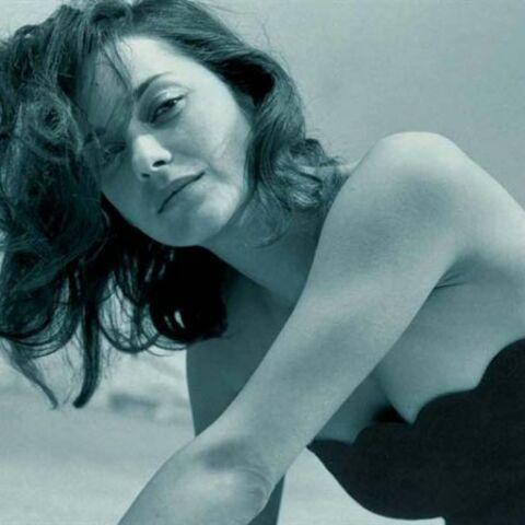 Marion Cotillard, très, très nature