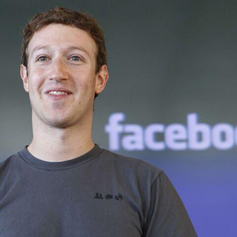 Mark Zuckerberg aime sur Facebook