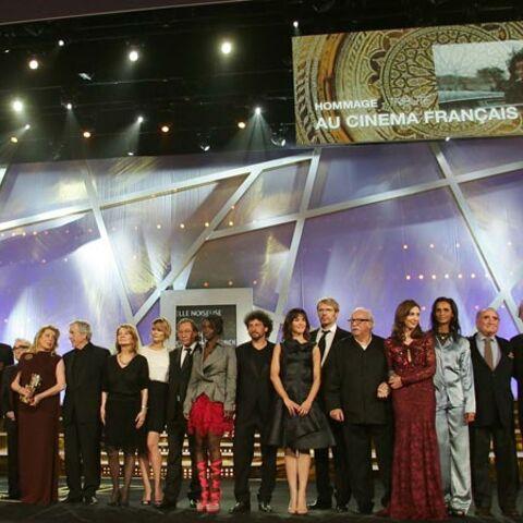 Marrakech: la famille du cinéma français au grand complet!