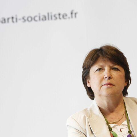 Martine Aubry: son appel raté