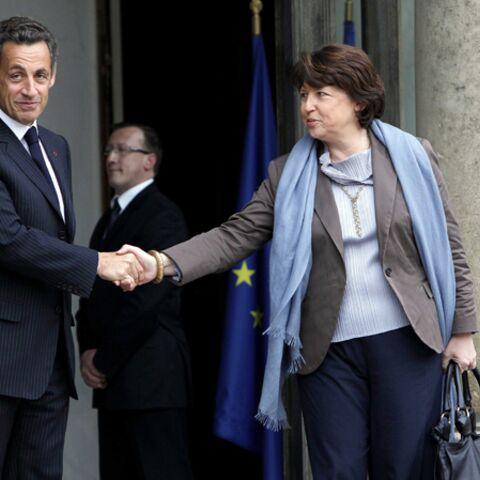 Martine Aubry, sous le charme de Nicolas Sarkozy
