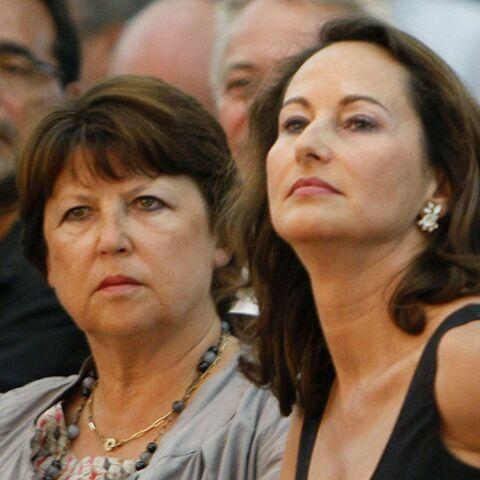 Ségolène Royal et Martine Aubry ont le même prince charmant