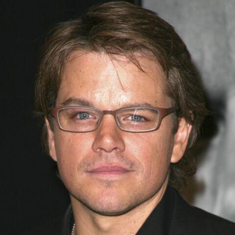 Matt Damon, triste pour Brad Pitt et Angelina Jolie