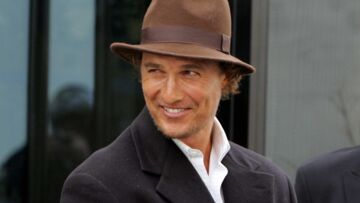 Matthew McConaughey se lance dans la mode