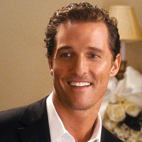 Un autre bébé pour Matthew McConaughey
