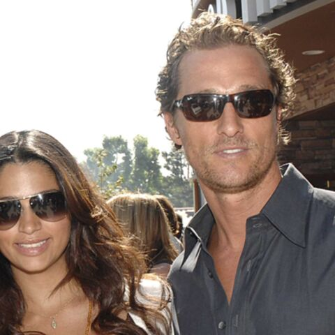 Matthew McConaughey: son fils vaut 1,9 millions d'euros!