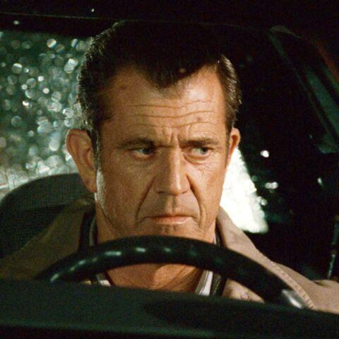 Mel Gibson, victime d'un accident de la route