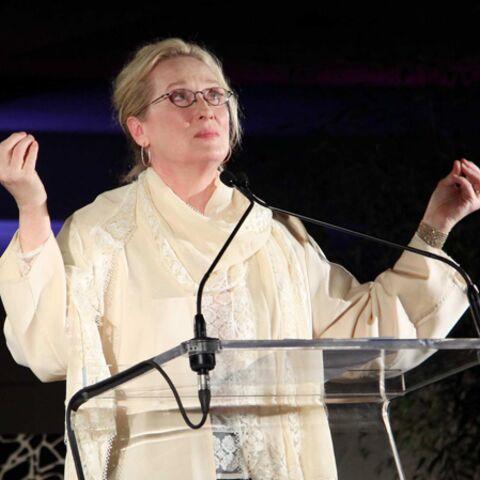 Meryl Streep dans la peau de Margaret Thatcher?