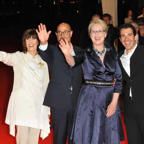 Meryl Streep, star du premier week-end à Deauville