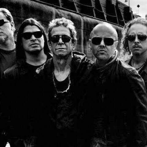 Metallica et Lou Reed, une rencontre étonnante