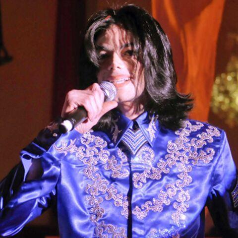Michael Jackson saisi par le trac