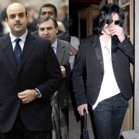 Michael Jackson dépense: le prince bahreïni accuse le coup