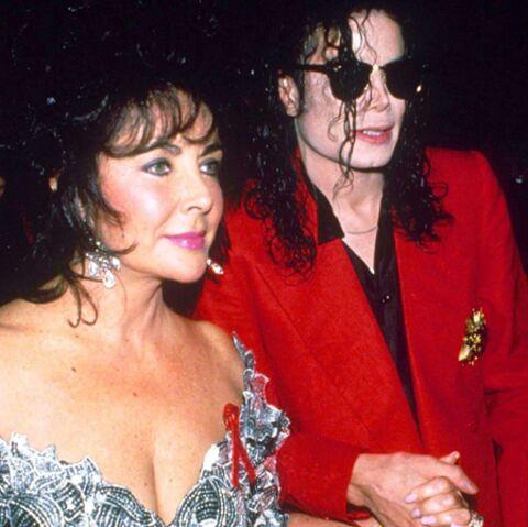 Liz Taylor et Michael Jackson: l'autre histoire