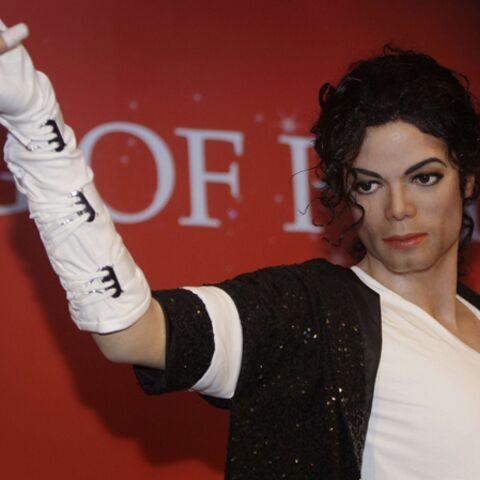 Michael Jackson, le King fait «Sir» au musée Tussauds