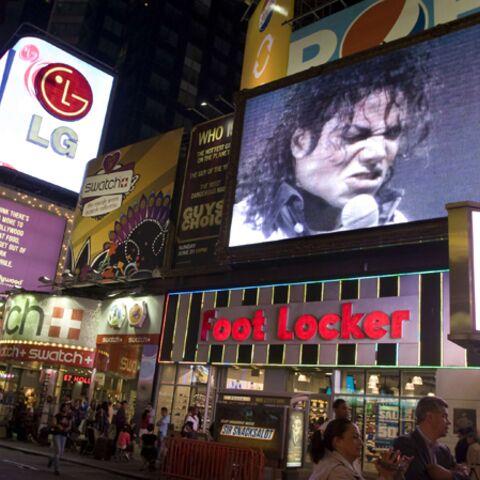 Michael Jackson: zizanie dans le métro