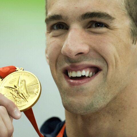 Michael Phelps entre dans la légende olympique
