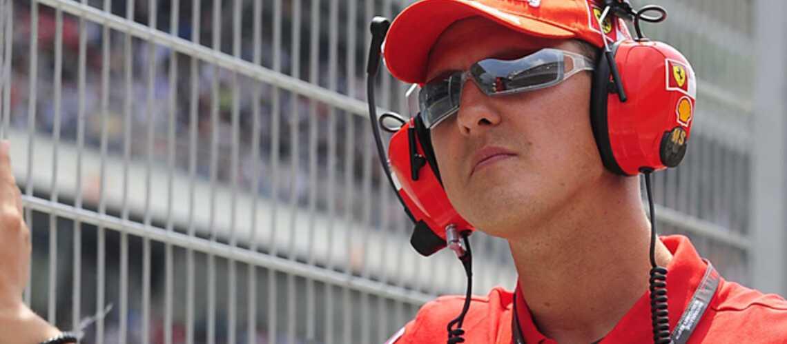 """Jean Todt parle de Michael Schumacher: """"On peut espérer que les choses s'améliorent"""""""