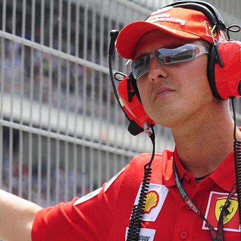 Michael Schumacher n'est pas un casse-cou