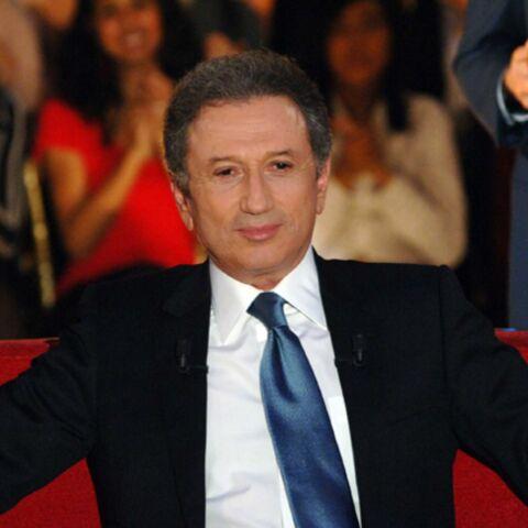 Michel Drucker: «Les Guignols? No comment…»