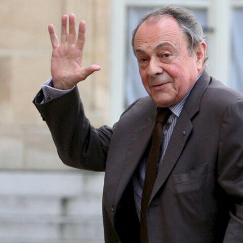 Michel Rocard: cambriolé!