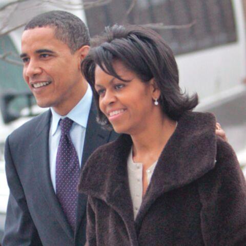 Michelle et Barack Obama se mettent en scène