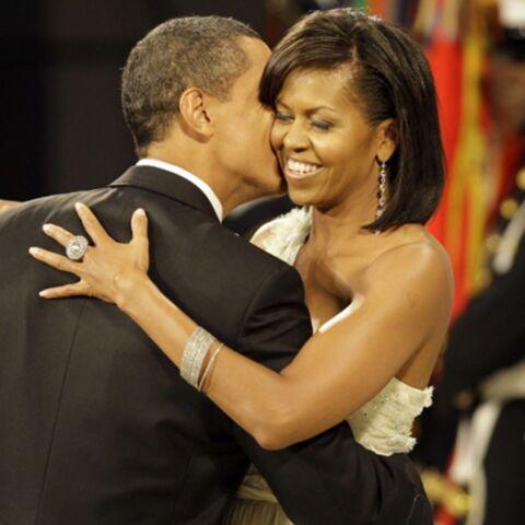 Barack et Michelle Obama, amoureux comme jamais