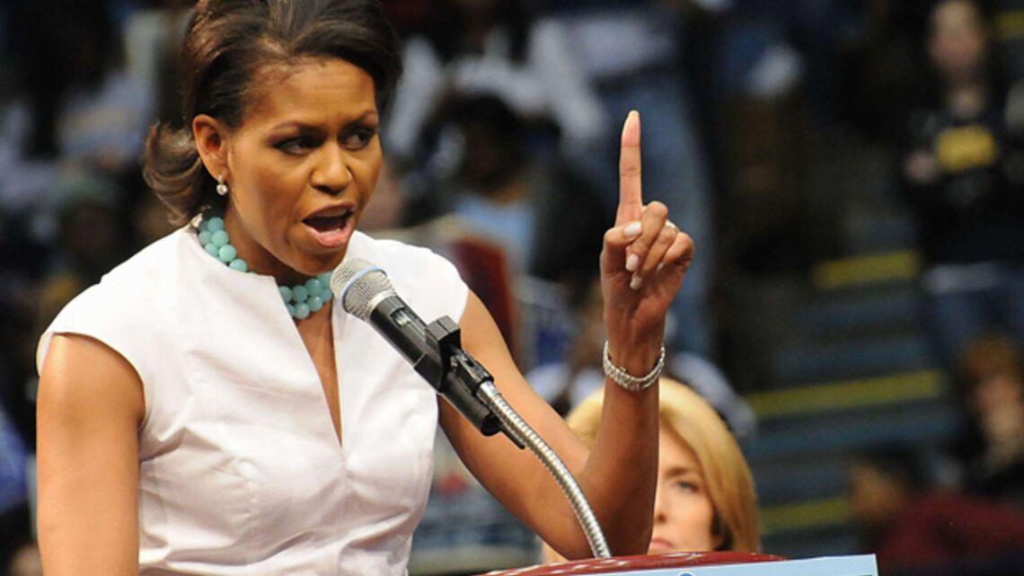 Vidéo – Michelle Obama passe en mode hip-hop