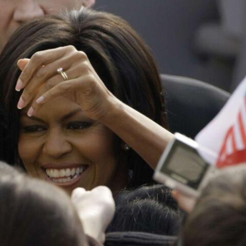 Michelle Obama: ses chaussures font polémique