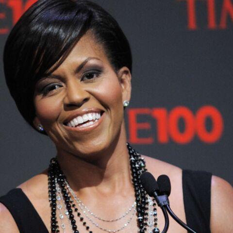 Michelle Obama a fait sensation rue Sésame