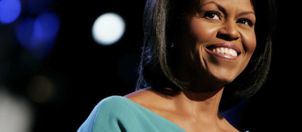 """Michelle Obama: """"Les États-Unis ont besoin d'une présidente dès que possible"""""""