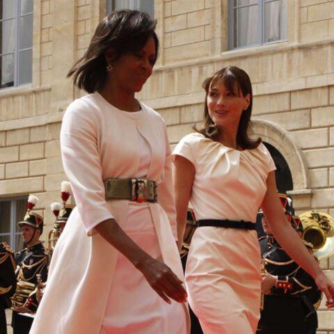 Dans le dressing des femmes politiques et des First Ladies