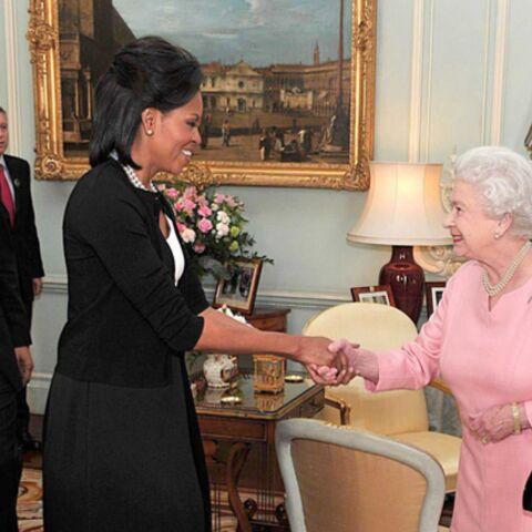 Michelle Obama: scandale chez les Windsor
